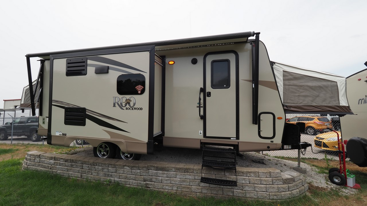 2019 Forest River Rockwood Roo 23IKSS - 10140 for sale ...
