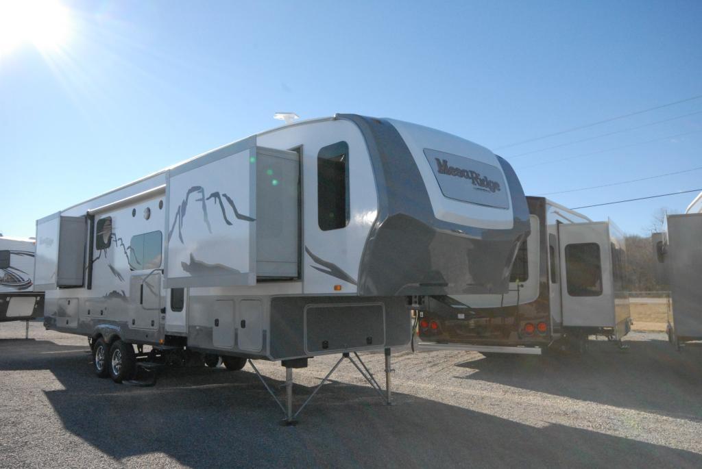 2014 Highland Ridge RV Mesa Ridge 346FLR